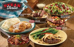 Ryan's, HomeTown Buffet and Old Country Buffet Prove They Are a Cut above the Rest with Signature Steak Selections, Available November 20