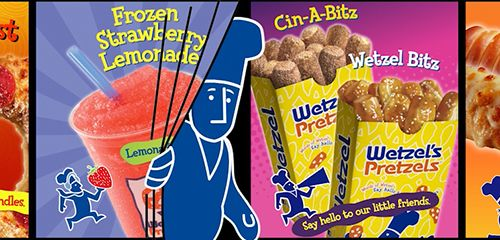 Wetzel's Pretzels Invites Guests into the Wetzel's Bakery