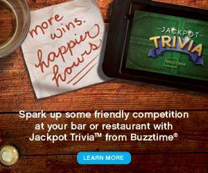 Buzztime Jackpot Trivia