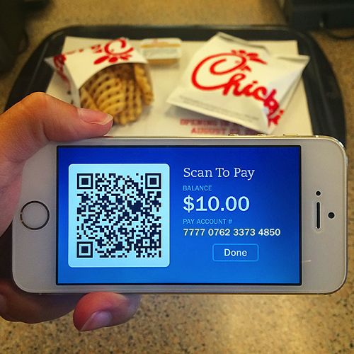 Chick-fil-A Launches Mobile Payment Nationwide, Pilots Mobile Ordering
