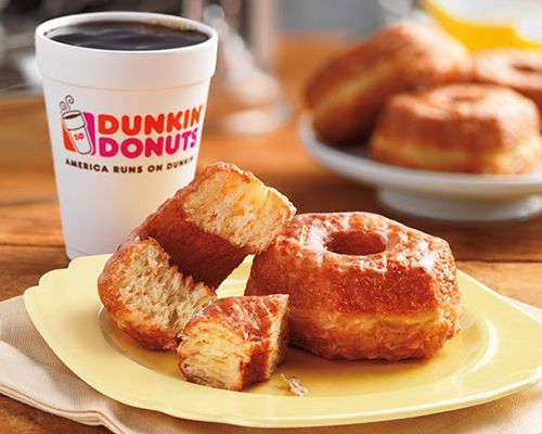 Dunkin' Donuts Celebrates 4.6 Million Croissant Donuts Sold