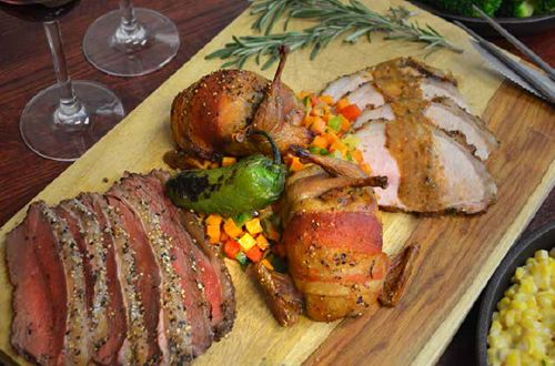'Tis the Season to Indulge at Texas Land & Cattle