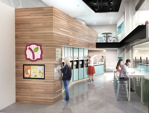 Yogurtland Opens First of 15 Locations in Thailand