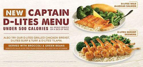 Captain D's Sees Significant Grilled Menu Sales Growth During First Month of 2015