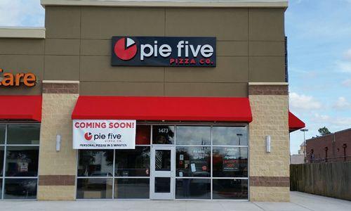 Pie Five Pizza Scores Houston Trifecta with Katy Opening Jan. 30