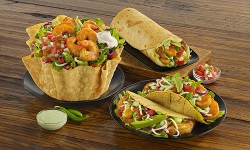 El Pollo Loco Introduces New Baja Shrimp