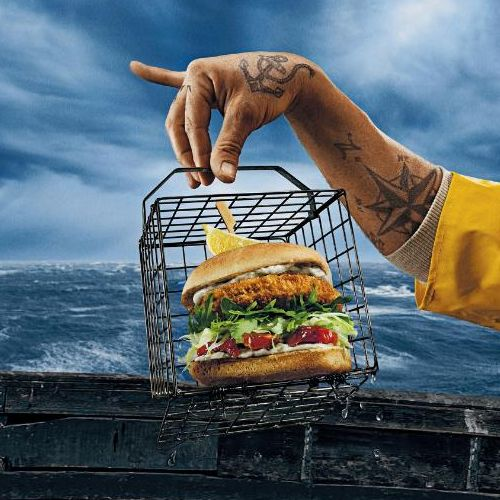 Red Robin Expands Finest Premium Burger Line with First Seafood Option