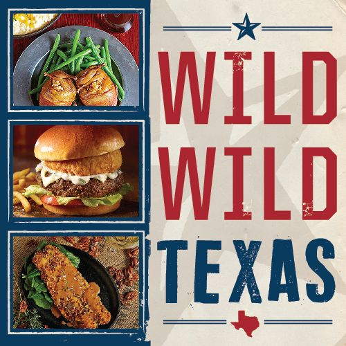 Texas Land & Cattle Celebrates Texas Independence Day with New 'Wild, Wild Texas' Menu