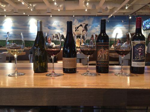 'Four Shades of Grape' Premiers at Zinburger Wine & Burger Bar