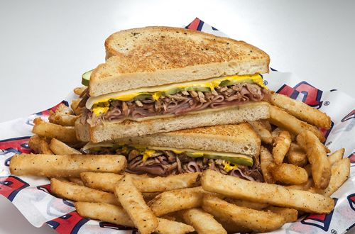Arooga's Gets Downright Cheesy for National Grilled Cheese Month