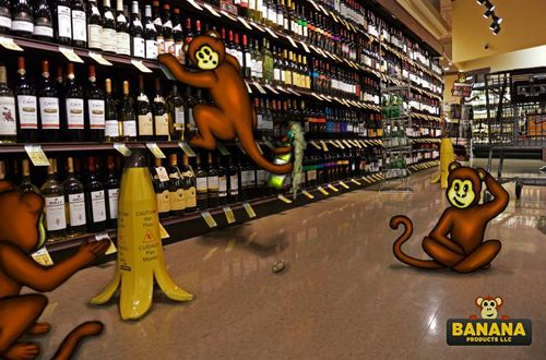 Don't Slip on a Banana at 2015 National Restaurant Show!