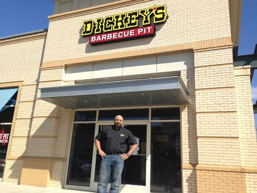 Veteran Achieves Dream of Owning a Restaurant with New Dickey's Barbecue Pit