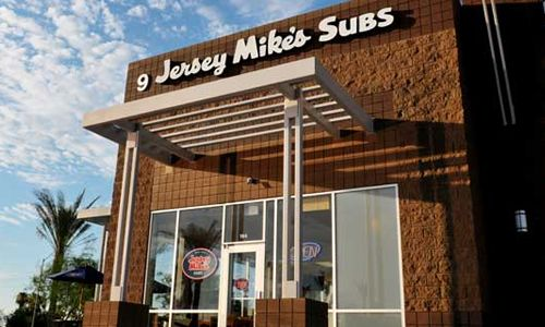 """Jersey Mike's Subs Donates 100% of Sales to 120+ Local Charities on Wednesday for """"Day of Giving"""""""