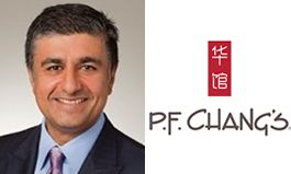 P.F. Chang's Announces New Chief Executive Officer
