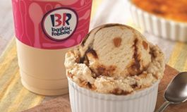 Baskin-Robbins Springs Into The Season With New April Flavor Of The Month, Whaddaya Say Creme Brulee