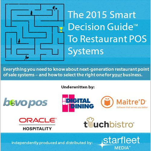 Buyers' Guide to Restaurant POS Systems Now on the Menu for Improving Restaurant Operations and Revenue