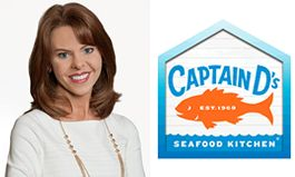 Captain D's Hires First Chief People Officer