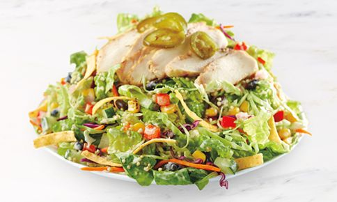 Corner Bakery Cafe Tosses New Southwest, Tabbouleh Salads into Spring Mix