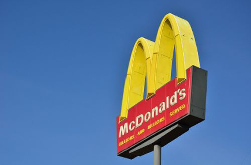 McDonald's is closing hundreds of stores this year
