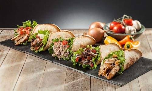 "Miami Subs and Miami Grill Restaurants Launch ""Now Trending #Pitas"" Limited Time Offer May Through Early July"