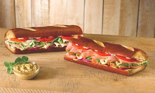 Qüiznos Kicks Off National Pretzel Day With New Pretzel Bread Subs