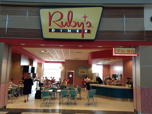 Ruby's Opens New Concept in Las Vegas' McCarran International Airport
