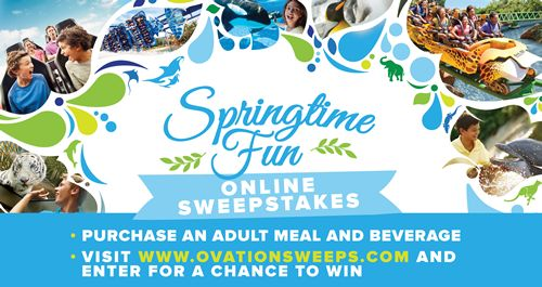 Ryan's, HomeTown Buffet and Old Country Buffet Launch the Springtime Fun – Buffet Sweepstakes on April 13