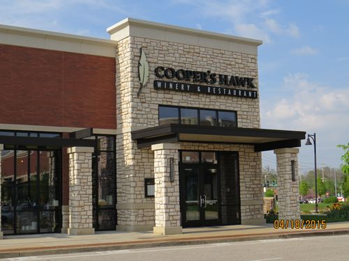 Cooper's Hawk Winery - Restaurant Review provided by St. Louis Restaurant Review