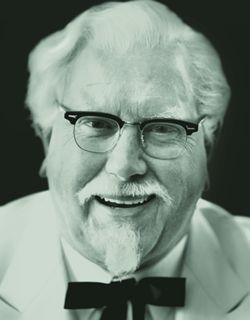 KFC Pays Homage To The Legacy Of Colonel Sanders With New Brand Look, Voice