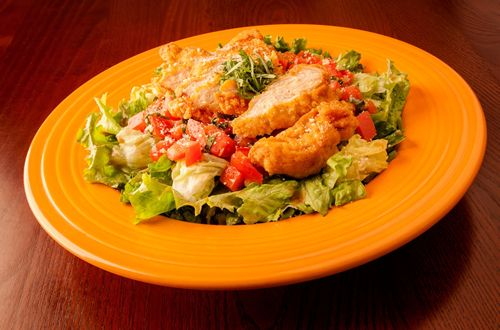 East Coast Wings & Grill Welcomes Summer with Chicken Bruschetta Salad