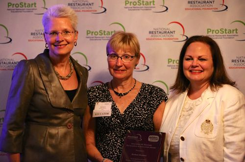 National Restaurant Association Educational Foundation Honors Educators Of Excellence