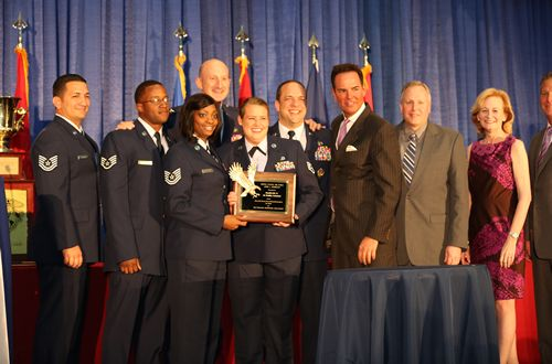 National Restaurant Association Military Foundation Honors 2015 Winners for Excellence in Foodservice