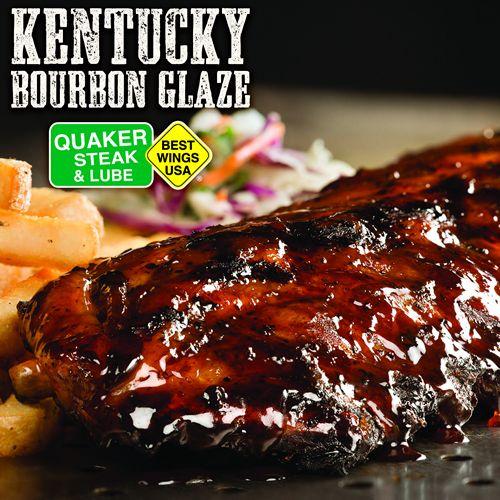 Kentucky Bourbon Baby Back Ribs