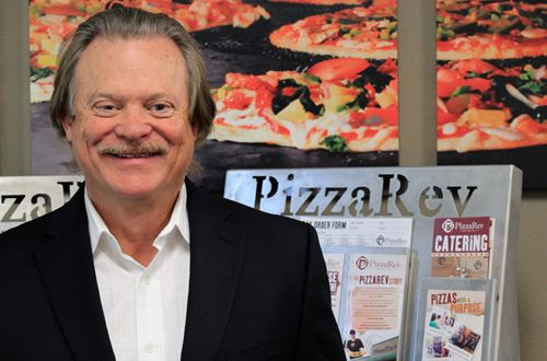 Western Foodservice & Hospitality Expo Names PizzaRev CEO the 2015 Keynote Speaker
