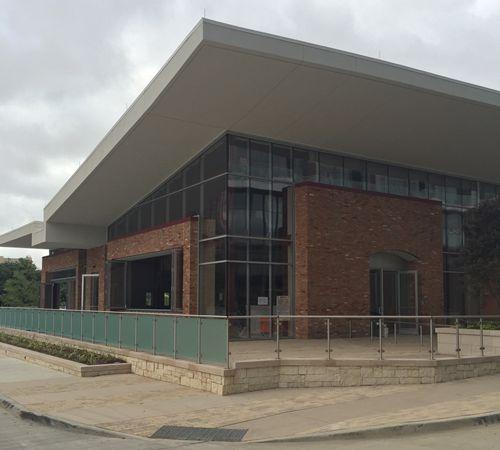 Construction Begins on Coal Vines, Biergarten at Omni Dallas Hotel