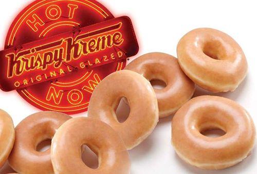 Krispy Kreme Celebrates National Doughnut Day