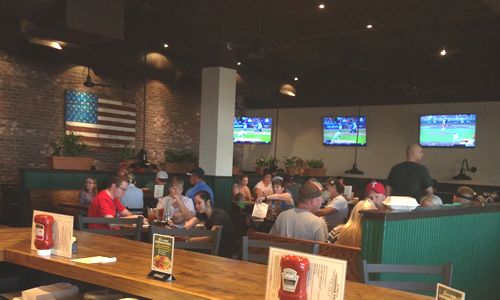 Red Oak Prepares to Welcome 1st Snuffer's Restaurant & Bar