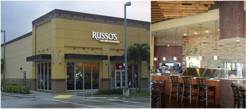 New Mom Plans To Open More Russo S Italian Restaurant Franchises In South Florida