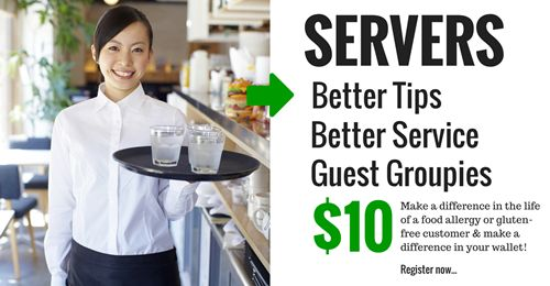 Severs earn better tips with this training method