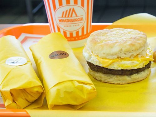 Whataburger Resumes Normal Breakfast Hours