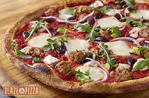 Blaze Fast-Fire'd Pizza Adds Third New York Location
