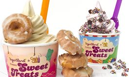 Candy Crush-Inspired Flavors and Collectible Spoons Coming to Yogurtland