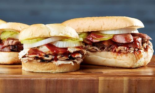 Dickey's Barbecue Pit in Hillsboro Celebrates Opening with Three-Day Barbecue Bash