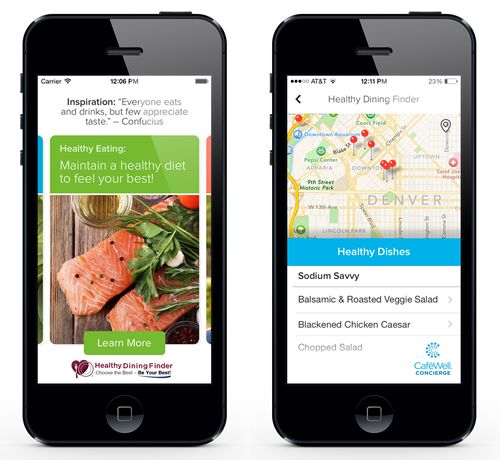 Healthy Dining and Welltok Partnership Brings Cognitive Computing Technology to Healthy Eating in Restaurants
