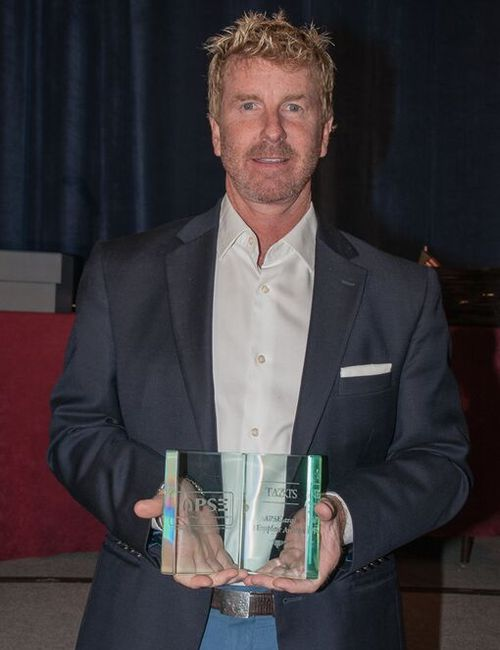 Keith Richards, Founder of Taziki's, Recognized by the National Association of People Supporting Employment First