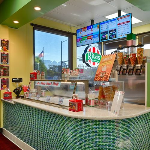 Rita's Makes Bold Move into Convenience & Gas Channel