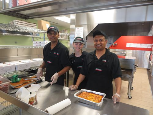 Sarpino's Pizzeria Comes to Gurnee in September Courtesy of Multi-Unit Owner