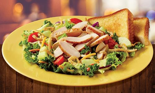 Summer Heat Meets its Match with Zaxby's Grilled House Zalad