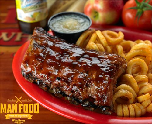 The WingHouse Breaks Out with the Best Ribs for the Summer