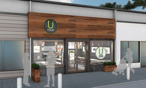 UFood Grill Debuts New Restaurant Prototype
